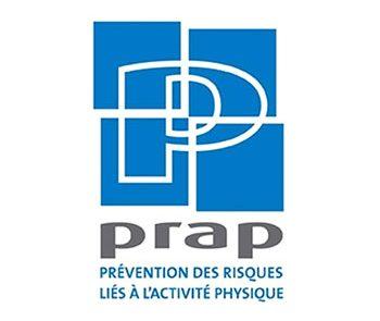 Habilitation par l'INRS et le réseau prévention pour les formations PRAP sous le numéro: 699996/2015/Prap-2S-01/0/10.